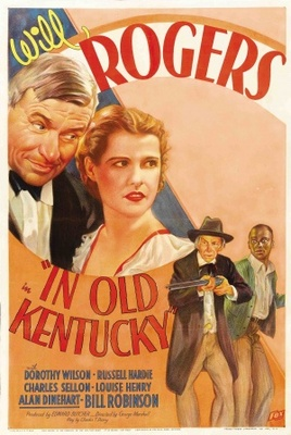 In Old Kentucky movie poster (1935) poster MOV_075637f8