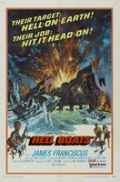 Hell Boats movie poster (1970) picture MOV_075de1ec