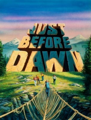 Just Before Dawn movie poster (1981) poster MOV_075fbd8d