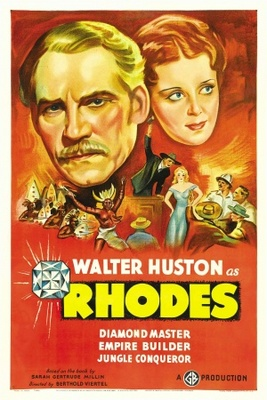 Rhodes of Africa movie poster (1936) poster MOV_0761494e