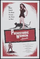 Prehistoric Women movie poster (1950) picture MOV_07636ec6