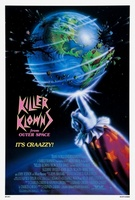 Killer Klowns from Outer Space movie poster (1988) picture MOV_07671475