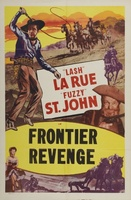 Frontier Revenge movie poster (1948) picture MOV_076ad35f