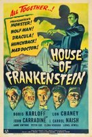 House of Frankenstein movie poster (1944) picture MOV_07797d3c
