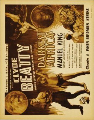 Darkest Africa movie poster (1936) poster MOV_077c5f69