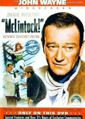 McLintock! movie poster (1963) poster MOV_077deecb