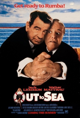 Out to Sea movie poster (1997) poster MOV_078740f5
