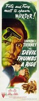 The Devil Thumbs a Ride movie poster (1947) picture MOV_0788ec9b