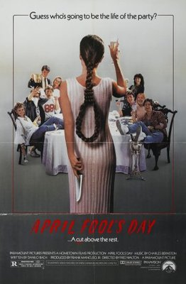 April Fool's Day movie poster (1986) poster MOV_078ca531