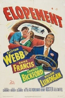 Elopement movie poster (1951) picture MOV_07912b40