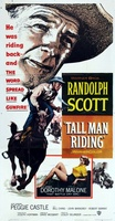 Tall Man Riding movie poster (1955) picture MOV_e085188b