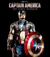 Captain America: The First Avenger movie poster (2011) picture MOV_07a1bdf8