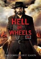 Hell on Wheels movie poster (2011) picture MOV_07a46f0b