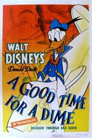 A Good Time for a Dime movie poster (1941) picture MOV_07a4d2da