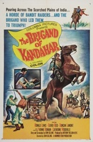The Brigand of Kandahar movie poster (1965) picture MOV_07a5c619