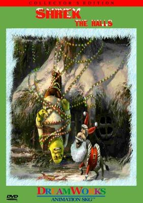 Shrek the Halls movie poster (2007) poster MOV_07a6fb54