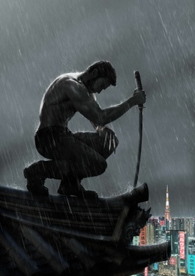 The Wolverine movie poster (2013) poster MOV_07a776fb