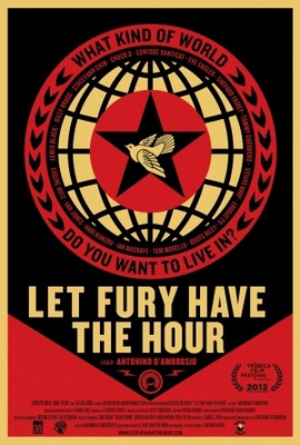 Let Fury Have the Hour movie poster (2012) poster MOV_07a8688f