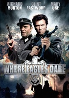 Where Eagles Dare movie poster (1968) picture MOV_07b0c005