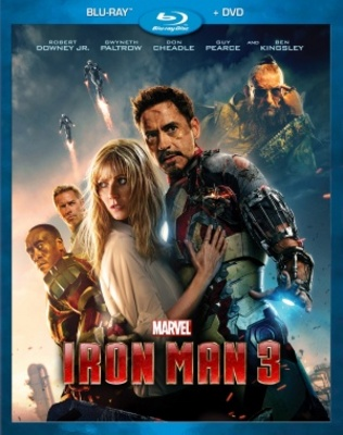 Iron Man 3 movie poster (2013) poster MOV_07b34f48