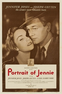 Portrait of Jennie movie poster (1948) poster MOV_07b5363f