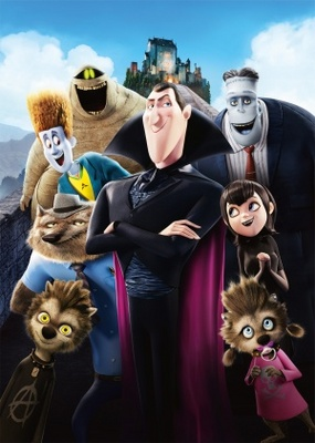 Hotel Transylvania movie poster (2012) poster MOV_07be8300
