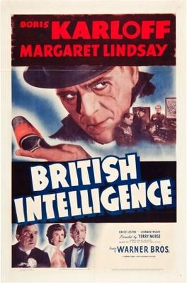 British Intelligence movie poster (1940) poster MOV_07c87029