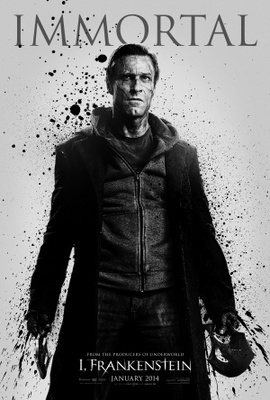 I, Frankenstein movie poster (2014) poster MOV_07cfb34f