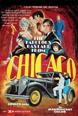 The Fabulous Bastard from Chicago movie poster (1969) poster MOV_07d2a3e7