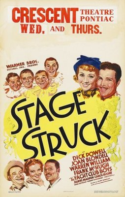 Stage Struck movie poster (1936) poster MOV_07d480eb