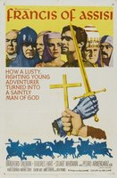 Francis of Assisi movie poster (1961) picture MOV_07d89fc2