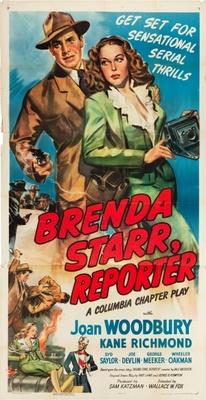 Brenda Starr, Reporter movie poster (1945) poster MOV_07dfa807
