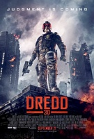 Dredd movie poster (2012) picture MOV_07e3ae4e