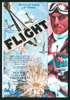 Flight movie poster (1929) poster MOV_07e42516