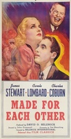 Made for Each Other movie poster (1939) picture MOV_07e6c520