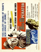 The Big Operator movie poster (1959) picture MOV_07eaaf0a