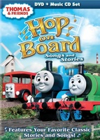 Thomas and Friends: Hop on Board movie poster (2009) picture MOV_07eee4c4