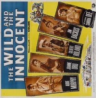 The Wild and the Innocent movie poster (1959) picture MOV_07f1bdcd