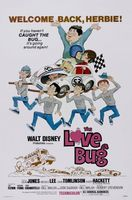 The Love Bug movie poster (1968) picture MOV_07f425ac