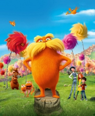 The Lorax movie poster (2012) poster MOV_07f9ff12
