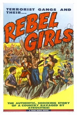 Cuban Rebel Girls movie poster (1959) poster MOV_07fb945d