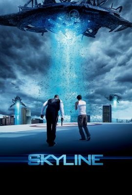 Skyline movie poster (2010) poster MOV_07fe16c1