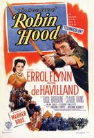 The Adventures of Robin Hood movie poster (1938) picture MOV_07ff9d00