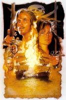 Cutthroat Island movie poster (1995) picture MOV_080c248a