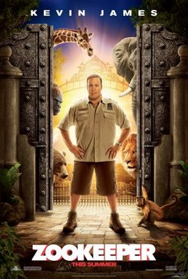 The Zookeeper movie poster (2011) poster MOV_080f9a56
