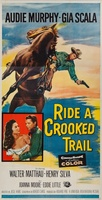 Ride a Crooked Trail movie poster (1958) picture MOV_0811ef18