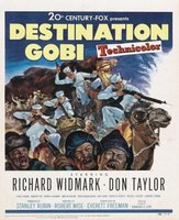 Destination Gobi movie poster (1953) picture MOV_0816d7d6