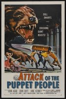 Attack of the Puppet People movie poster (1958) picture MOV_081c7697