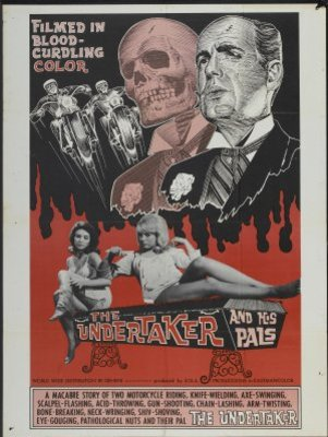The Undertaker and His Pals movie poster (1966) poster MOV_0820b1a7