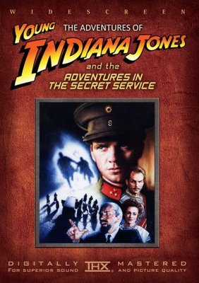 The Young Indiana Jones Chronicles movie poster (1992) poster MOV_0820df1a